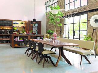Kochen und Essen: Guten Appetit mit den richtigen Möbeln.