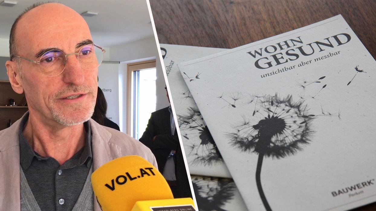 """Neues Label """"wohngsund"""": Schadstoffarmer Wohnraum ist gesunder Wohnraum"""