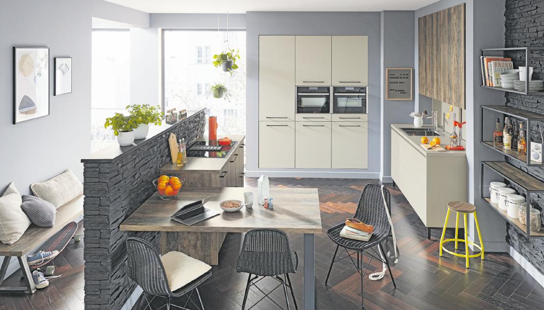 Küchenumbau mit olina  – eine saubere Sache