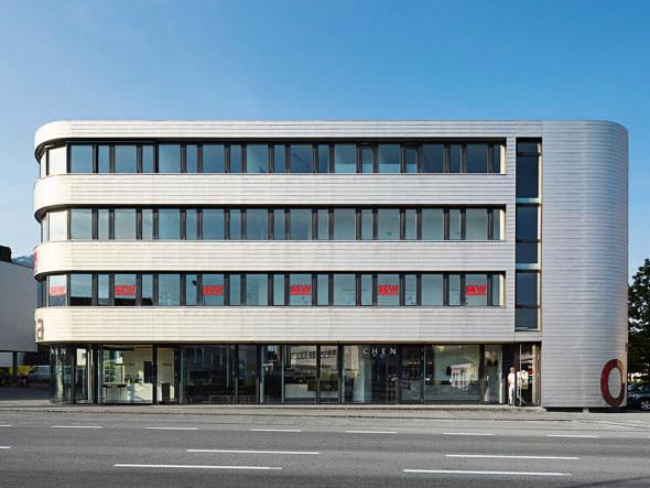 Büro an der Lustenauerstraße