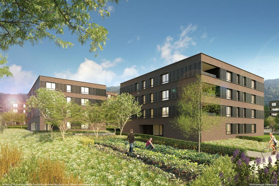 Helle 3-Zimmer-Wohnung in Seenähe I Haus G Top 14