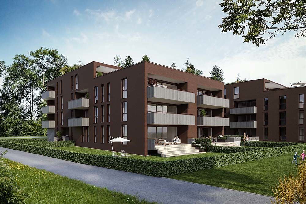 Wohnung in Dornbirn, Top W09