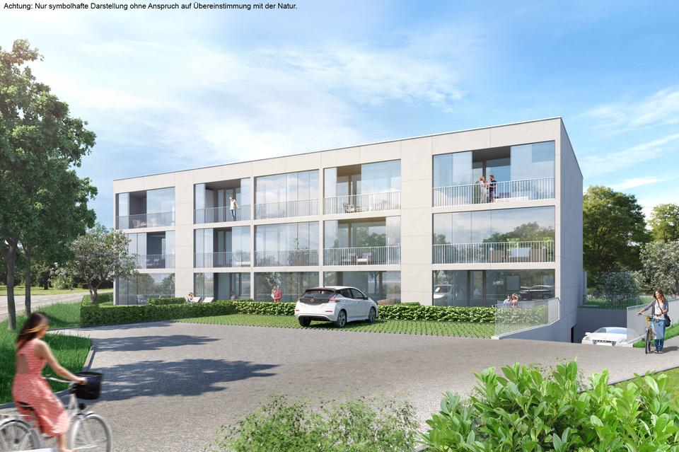 Einzigartig: 4-Zimmer-Wohnung oder LOFT-Wohnung mit verglaster Loggia I Top 07