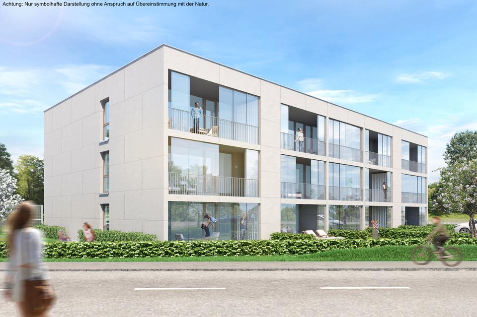 Flexibel wohnen: 3-Zimmer, 2-Zimmer oder LOFT-Wohnung I Top 09
