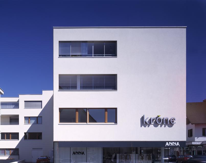 Geschäftslokal im Erdgeschoss im Herzen von Lustenau I Top A05b