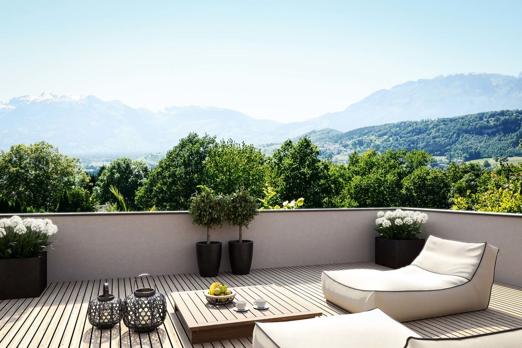 Terrassenwohnung in Feldkirch, Haus A, Top W03