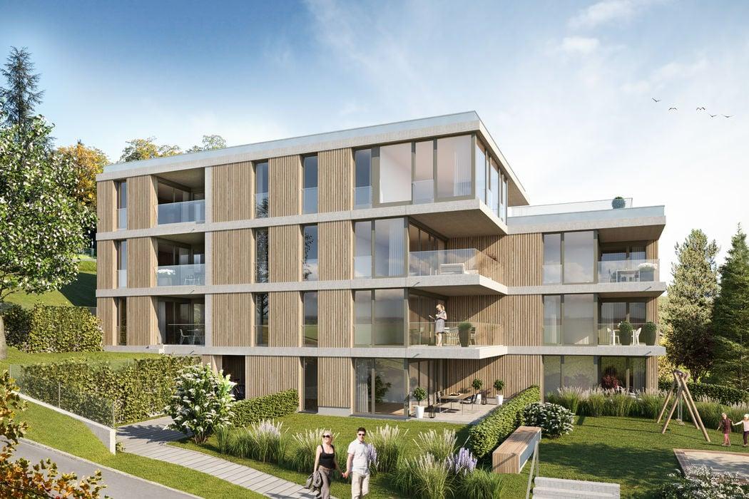 Großzügige 2-Zimmer-Garten-Wohnung in stadtnaher Lage I Top 01