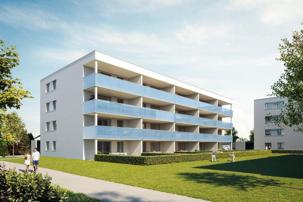 3-Zimmer-Garten-Wohnung I Top 01