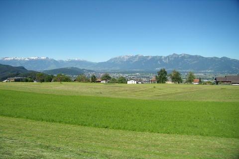 Eines der schönsten Grundstücke im Vorderland, in Vorarlberg, in einerToplage!