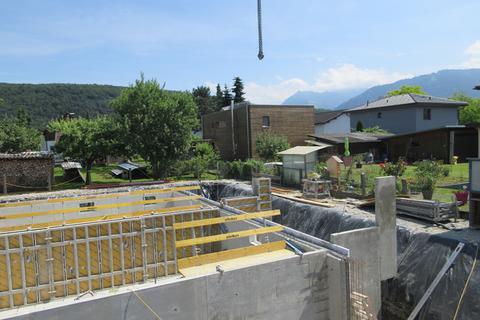 Feldkirch: Reihenhaus in schöner Einfamilienhausgegend