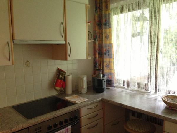 Küche Ri. Fenster Terrasse