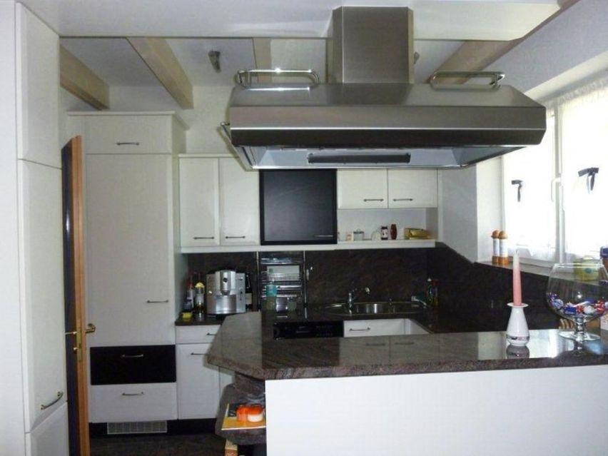 Küche EG Hauptwohnung