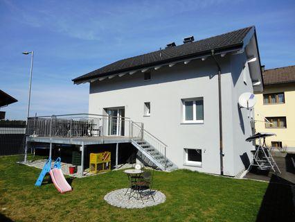 Schmuckes Einfamilienhaus in Ludesch