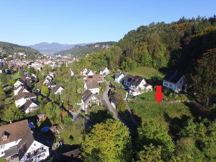 Feldkirch: Grundstück in stadtnaher Lage