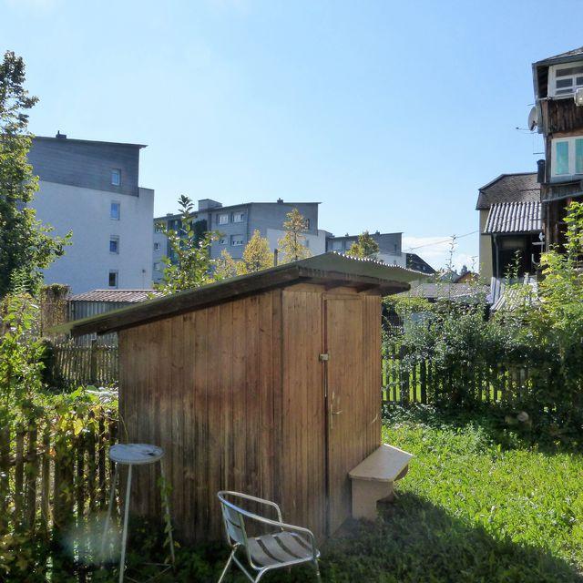 Bregenz Fritzstrasse Sanierungsbedürftige 3 Zimmer Wohnung in