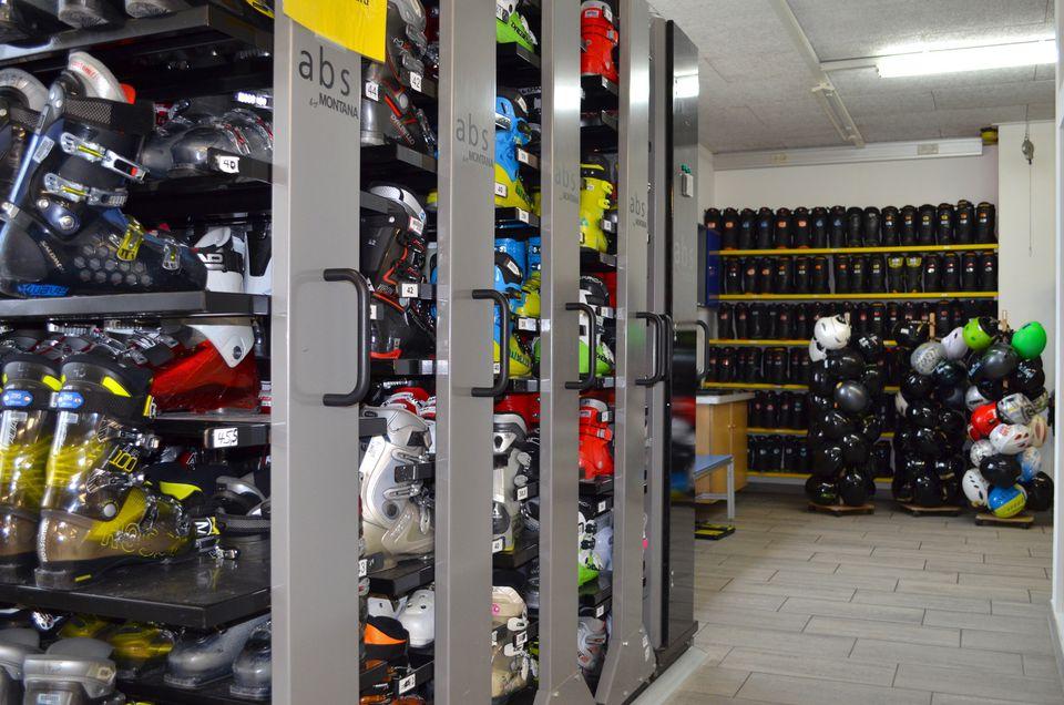 Skischuh Depot