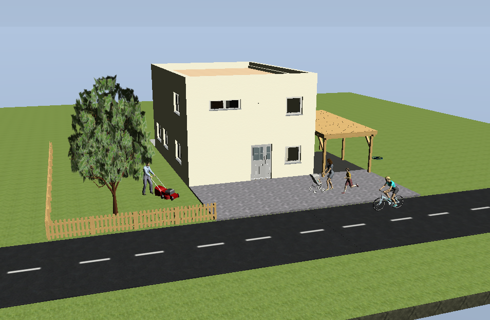 Ihr Massivhaus zum selber bauen! in Alle Orte Hausbau