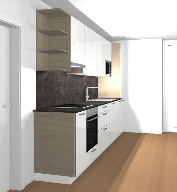 Küche Ansicht II