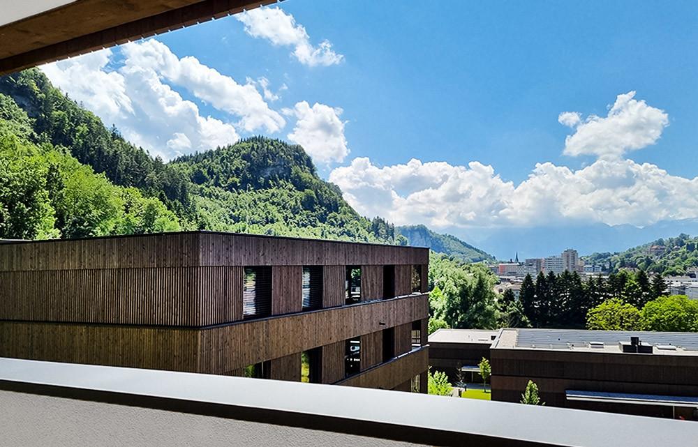Am Schlosshang Ausblick 2