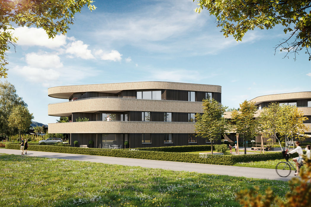 Birkenweg in Lustenau I i+R Wohnbau GmbH