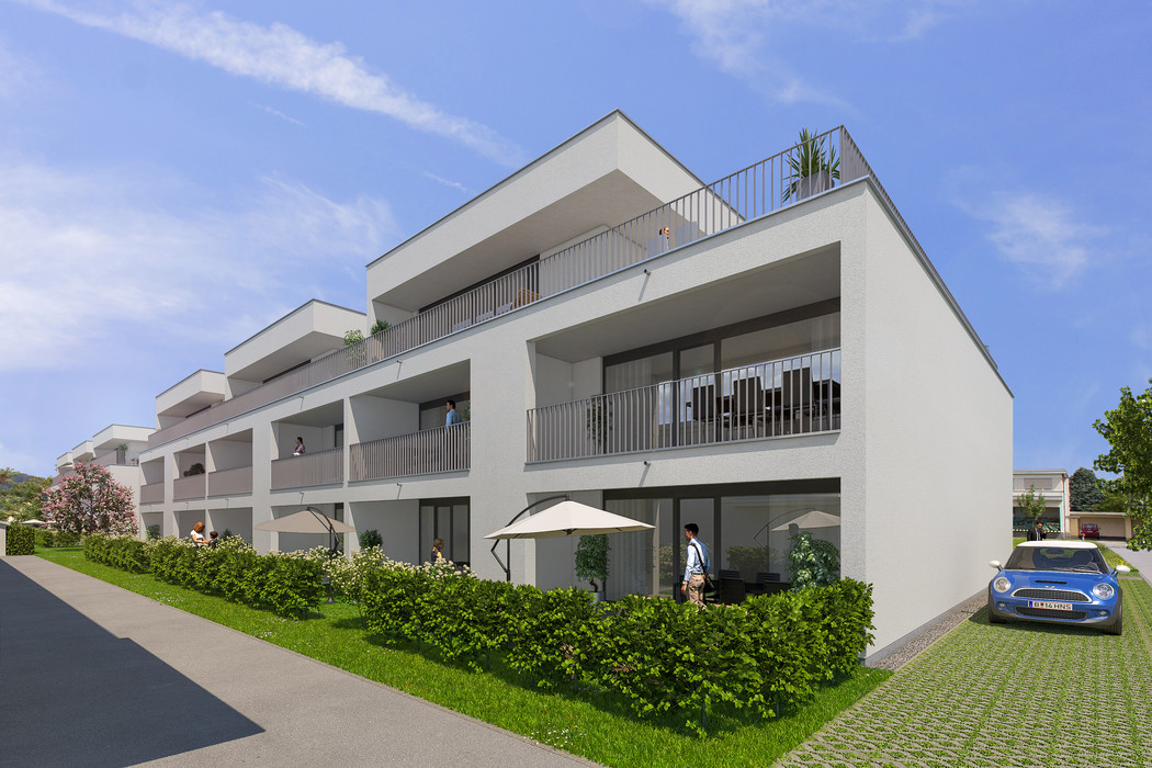 Steinackerstraße in Lustenau I i+R Wohnbau GmbH