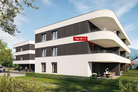 3-Zimmer-Wohnung (W11) Rankweil - Montfortstraße IV