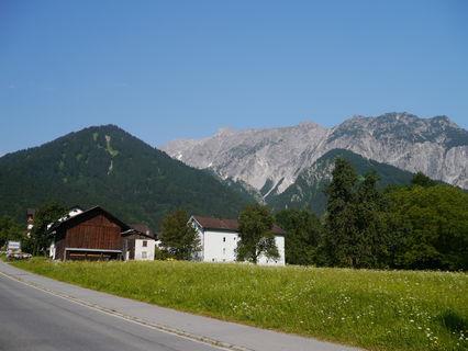 Vandans: Grundstück mit 1.606 m2 - sehr gute Lage
